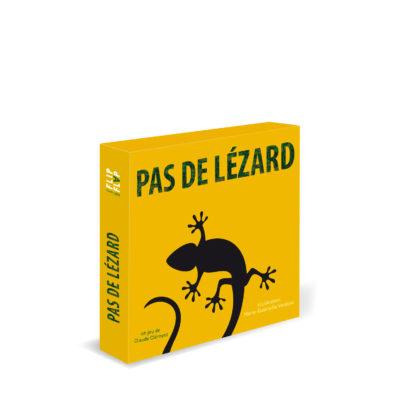 Jeu Pas de Lezard par Flip-Flap Editions
