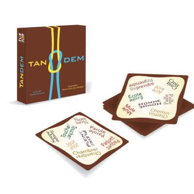 Tandem, Jeu de cartes par Flip-Flap Editions