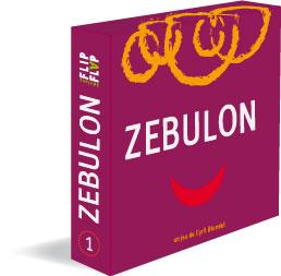 Jeu Zebulon par Flip-Flap Editions