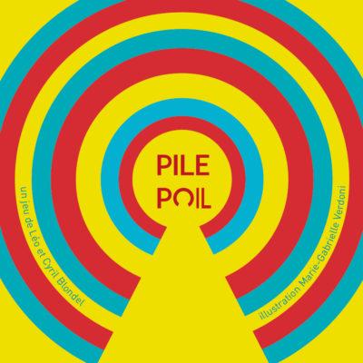 Jeu de cartes Pile Poil - Flip Flap Editions